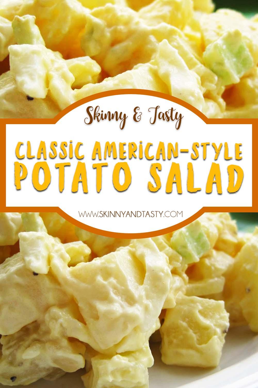 Recipe For American Style Potato Salad